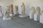 The restored Archaeological Museum of Kos was inaugurated on Sunday by Culture Minister Aristidis Baltas