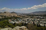 Athens is a home to 4.5m people, while the urban sprawl spreads over an area beginning from Thriassion Plain and ending at Koropi and from the Saronic Gulf to Aghios Stefanos
