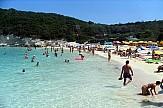 Τest results: 97% of Greek waters ideal for swimming in 2018