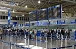 The increase is mainly attributed to the arrivals of tourists (7.7%) and to the return of the residents of Cyprus (10.2%)