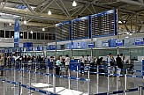 Traffic in Athens Airport fell 60.4% during August