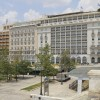 Syntagma Square n central Athens pulsing with new hotels