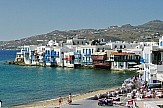 Greek island of Mykonos in AirBnB's top-20 list in terms of users' interest
