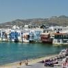 Greek officials crack down on tax-evasion on cosmopolitan island of Mykonos