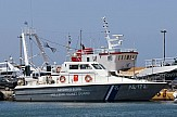 Coast guard rescues seven Israeli tourists from stranded yacht on fire