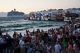 Cavo Paradiso club in Mykonos island celebrates 25th anniversary