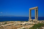 View of the 'peristyle in antis' temple Photo Source: Cyprus Department of Antiquities
