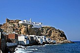Nisyros island photo show at Consulate General of Greece in NY (video)