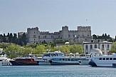 Tourist season begins for Greek island of  Rhodes