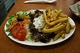 "Greek delicacy ""gyros"" among hardest for Brits to pronounce"