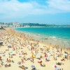 Barcelona residents protest against sharp growth of mass tourism in Spain