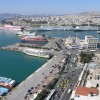 Cosco's large floating ship repair dock arrives in Greek port of Piraeus