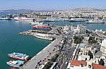 The chamber referred directly to the unprecedented declaration of nearly half of the port authority - as well as two-fifths of the entire municipality of Piraeus - as an area of archeological interest