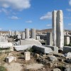 Groundwork for reconstruction of Philip V Stoa on Greek island of Delos is complete
