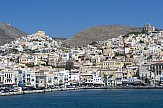 Greek island of Syros upgrades port airport to attract more tourists