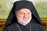 Archbishop of America will travel to Bahamas on October 12-14
