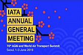 Aviation leaders gather in Seoul for IATA's 75th Annual General Meeting