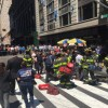 Car plows into Times Square crowd leaving 1 dead, and about 20 hurt (video)
