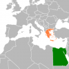 Deputy Greek Foreign Minister talks Diaspora in Cyprus and Egypt