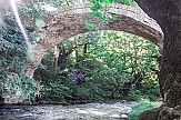 The secret natural wonders of Nemouta village in Southern Greece