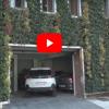 Greece's first vertical garden on public building in Thessaloniki (video)