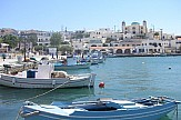 German RND's feature on Greek COVID-free islands