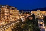 Organisational changes in hotels Grande Bretagne and King George in Athens