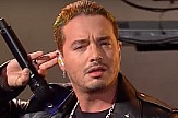 Colombian singer J Balvin on Greece's Mykonos to shoot new video clip