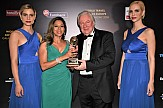 Norwegian Cruise Line celebrates top honour at World Travel Awards in Athens