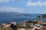 "Pia Miller experiences ""joy"" and ""paradise"" on Greek island of Kastellorizo (video)"
