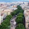 Barcelona attack driver still at large despite confirmed identity
