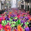 Patras carnival launched with cosmpolitan style and fireworks