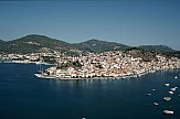 Private helicopter crashes in sea off Greek island of Poros