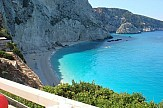 Stunning drone footage of Greek island of Lefkada