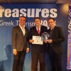 "Rhapsody Travel Greece among ""Best Performing Companies  2018"""