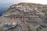 Rich Antiquity, Early Christian and Byzantine finds at excavation on Greek island of Kythnos