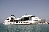 Shipping Ministry announces inclusion of Cyprus in Seabourn Cruise Line's route