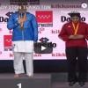 Sports Tourism: Greek girl wins karate world championship (video)