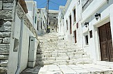 Travel report: Apeiranthos, the Greek island village with Venetian castles