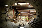 Papafi Metro Station in Thessaloniki to be concluded within June