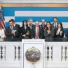 Tourism Minister rings the NYSE closing bell on day dedicated to Greece