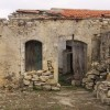 Greek painter transforms abandoned buildings on island of Crete