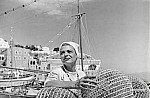 "She ""was helping transport a yacht from southern Turkey to Athens when she decided to take a dinghy ashore while it was anchored off the island of Folegandros"""