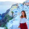 Greek hotel management company HotelBrain announced a dynamic digital campaign in collaboration with the Italian clothing label Intimissimi to be held on the Greek island of Santorini this weekend