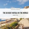 Top-10 hotels in Greece at Conde Nast Traveler's Readers' Choice Awards 2017