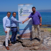 Alonnisos is the first area of Greece to trade plastic bags with environment-friendly canvas bags for transporting goods