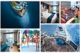 Symphony of the Seas: Royal Caribbean launches the world's largest cruise ship