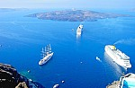 An estimated 12 million cruise ship passengers arrived or departed from Italian ports last year or made port calls in Italy, according to industry figures