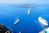 Santorini mayor and cruise representatives talk ways to manage tourist flows