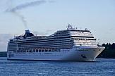 MSC restarts sea cruises with three Greek port destinations